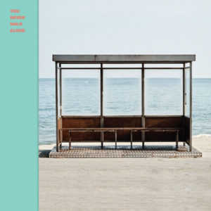Обложка альбома БТС