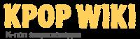 kpopwiki.ru — все что вы хотели знать о Корейской музыке Логотип