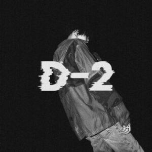 Обложка альбома Юнги D2