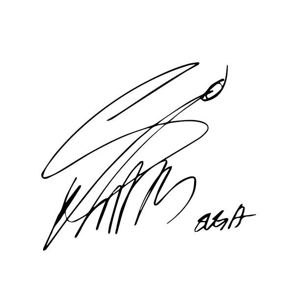 Автограф Юнги