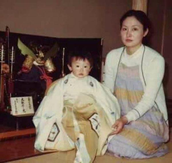 Родители Юнги