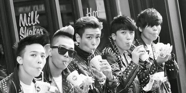 Big Bang (Биг Бэнг): список всех альбомов и песен группы 2006-2020