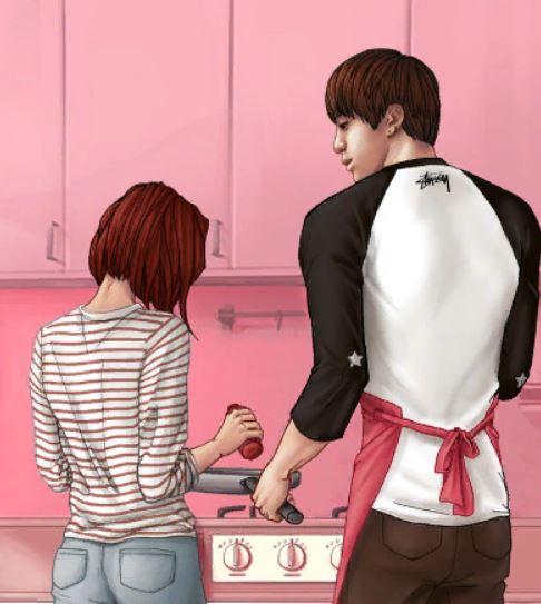 БТС Джин и его девушка, идеальный тип Сокджина, личная жизнь