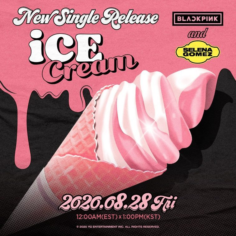 Блэк Пинк (BLACKPINK) - Ice Cream