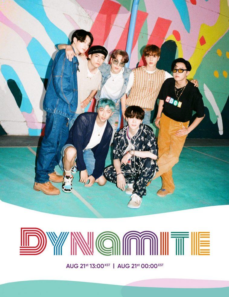Скачать песню БТС (BTS) — DYNAMITE бесплатно, слушать онлайн